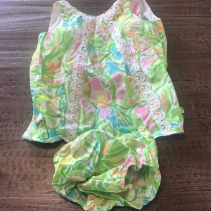 2 piece Lilly Pulitzer set